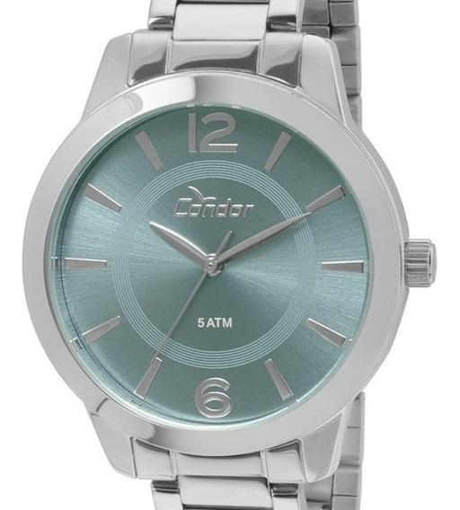 Relógio Condor Feminino Prata - Co2035kqd/3z