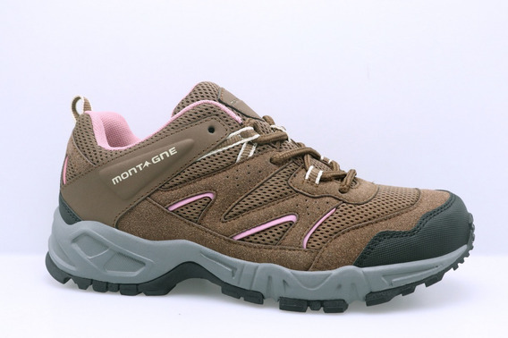 Zapatilla Montagne Fire T3 Mujer Impermeable Nieve Promocion