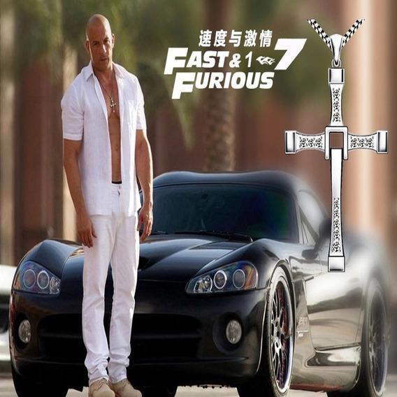 Colar Masculino Dominic Toretto Velozes E Furiosos