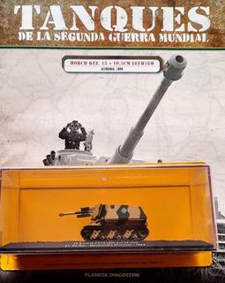 Tanques Segunda Guerra Mundial Entrega Nº 47