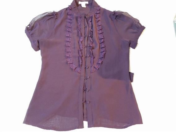 Camisa Mujer Violeta