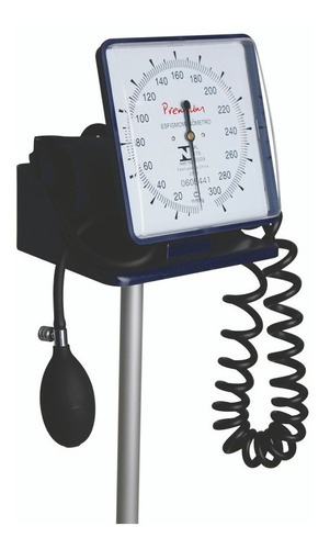 Esfigmomanômetro Hospitalar Rodízios Premium