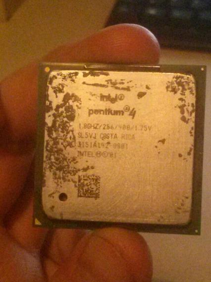 Procesador Pentium 4 1.80ghz/256/400/1.75v