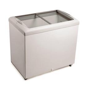 Freezer Horizontal Metalfrio 303 Litros Hf30s - Cor Branco