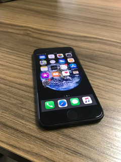 iPhone 7 32gb Preto Fosco Semi Novo Apple