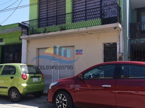 Local Comercial En Renta Centro