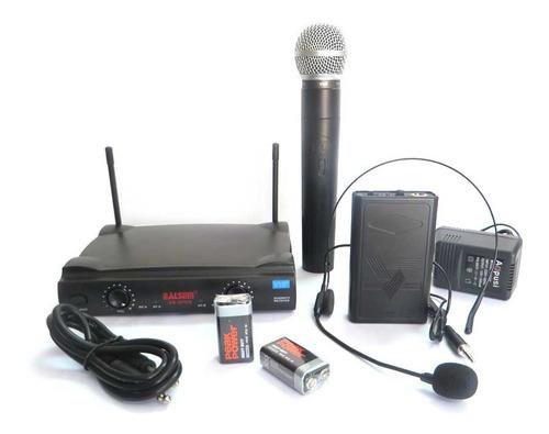 Microfonos Profesionales De Mano Y Vincha P/conferencia