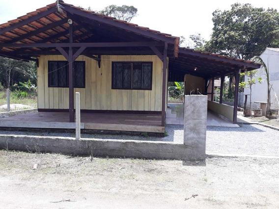 Casa - Padrão, Para Venda Em São Francisco Do Sul/sc - Casa 260