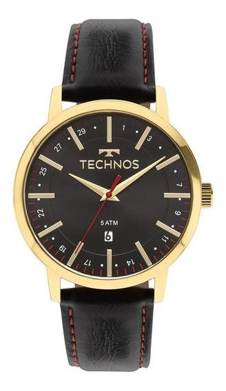 Relógio Technos Masculino Classic 2115mmitdy/4p Dourado