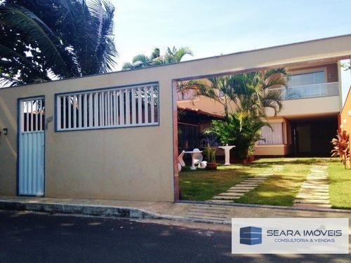 Casa A Venda No Bairro Praia De Santa Mônica Em Guarapari - - 134-1