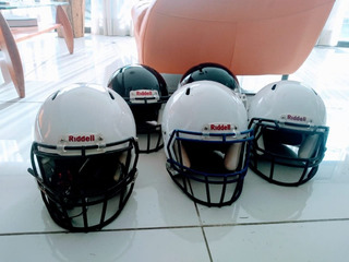 Riddell Speed Clasico Tallas Xl, L, M Y S (adulto)