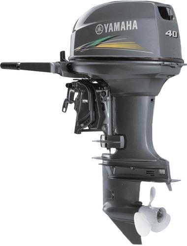 Yamaha 40hp Amhs 2t Cnpj / Prod Rural Consultar Condição