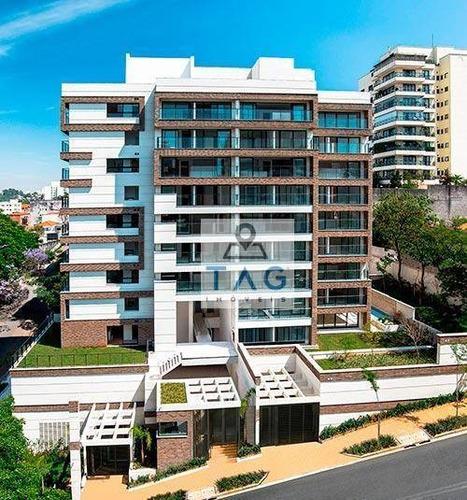 Cobertura Com 2 Dormitórios À Venda, 292 M² Por R$ 2.780.300,00 - Vila Progredior - São Paulo/sp - Co0021