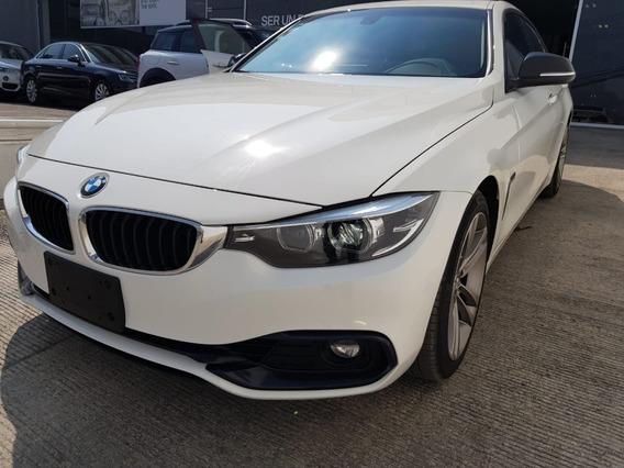 Bmw Serie 4 2019 4p 430i G Coupe Sport Line L4/2.0/t Aut