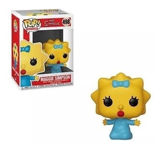 Funko Pop Maggie Simpsons #498