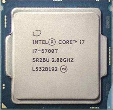 Processador Intel Core I7 6700t 3.6 Ghz Socket 1151 6º Geraç
