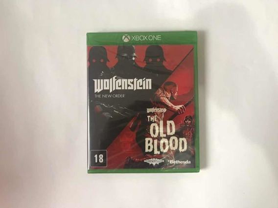 Wolfenstein The Two Pack Para Xbox One