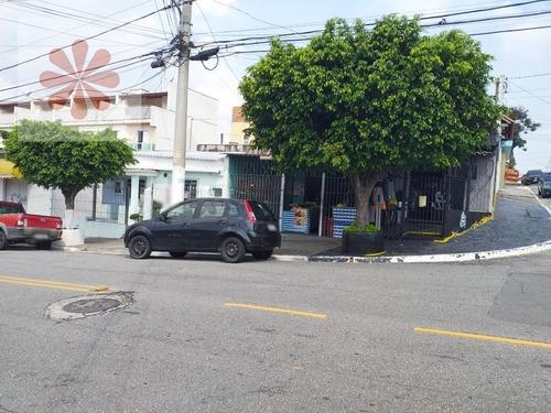 Imagem 1 de 15 de Salão + Residência Em Ermelino Matarazzo  -  São Paulo - 5498