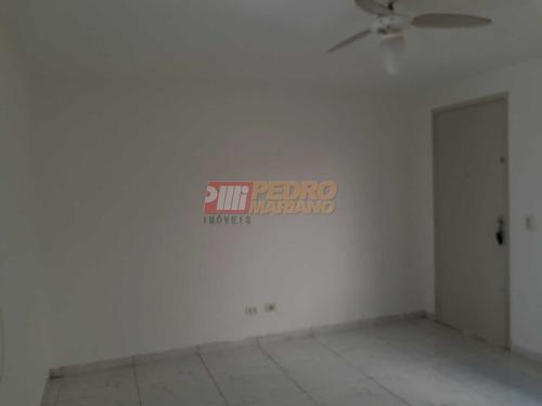 Apartamento No Bairro Alves Dias Em Sao Bernardo Do Campo Com 02 Dormitorios - V-28836
