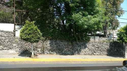 Terreno En Venta Col. Miguel Hidalgo Tlalpan (s)