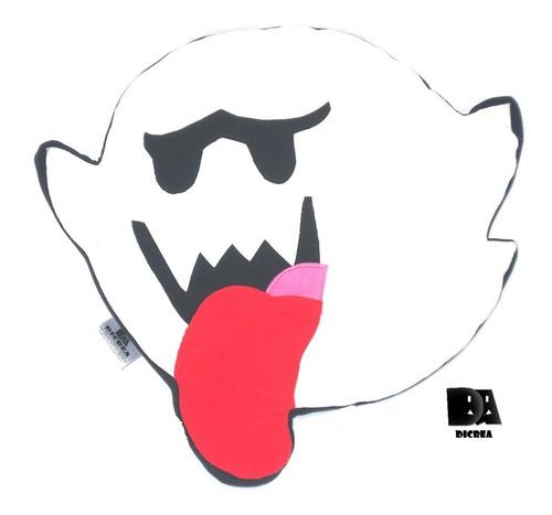Cojines Dicrea Mario Bros,kingboo, Boo,  Videojuegos, Gamers