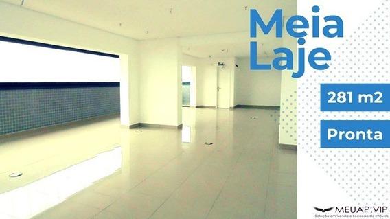 Laje Comercial Para Locação Em Santos - Lj007 - 34680568