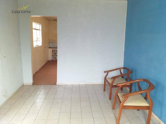 Casa Com 5 Dormitórios À Venda, 350 M² Por R$ 400.000 - Centro - Mogi Guaçu/sp - Ca1478