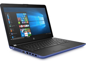 Notebook Hp 14 4gb/64gb Ssd Intel Celeron W10+cartão Sd 32g
