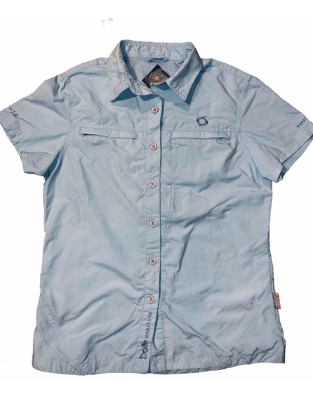 Camisa De Mujer Importada Outdoor Doite Tipo Columbia