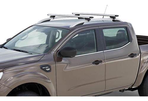 Barras Techo Portaequipaje Renault Alaskan Emotion 4x4 Desde