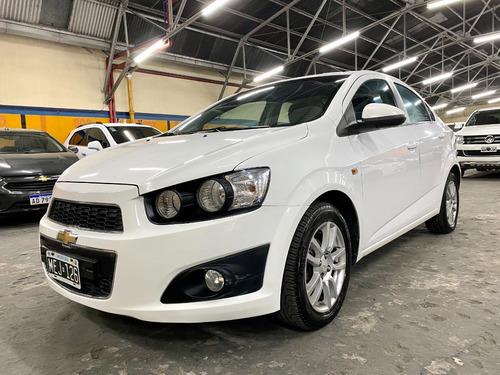 Chevrolet Sonic 1.6 Lt M/t 2013