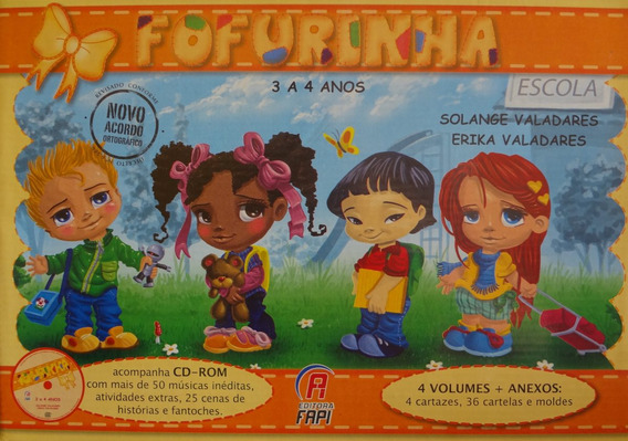 Fofurinha 3 A 4 Anos