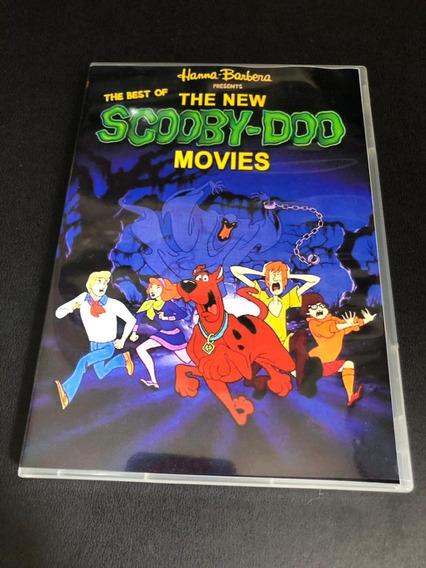 Dvd Os Novos Filmes Do Scooby-doo (frete Carta Registrada)