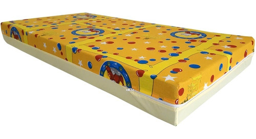Colchón Infantil Suavestar 120x60 Cm Impermeable Ratón Pérez