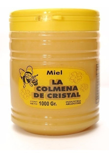 Miel La Colmena De Cristal 1kg