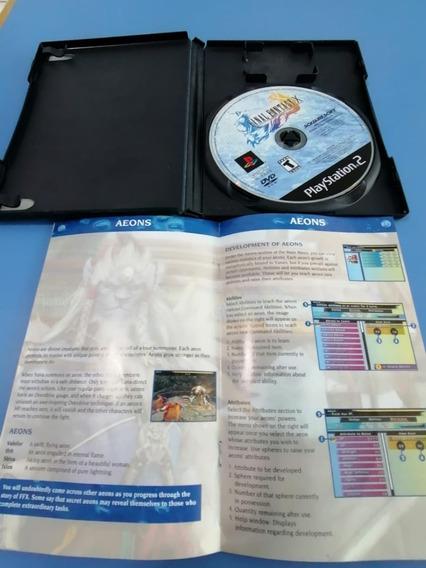 Game Final Fantasy X Para Ps2 Original Top!