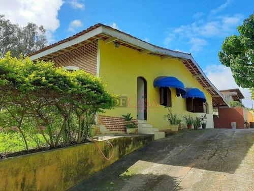 Imagem 1 de 30 de Chácara À Venda, 1000 M² Por R$ 550.000,00 - Chácaras Fernão Dias - Atibaia/sp - Ch0007