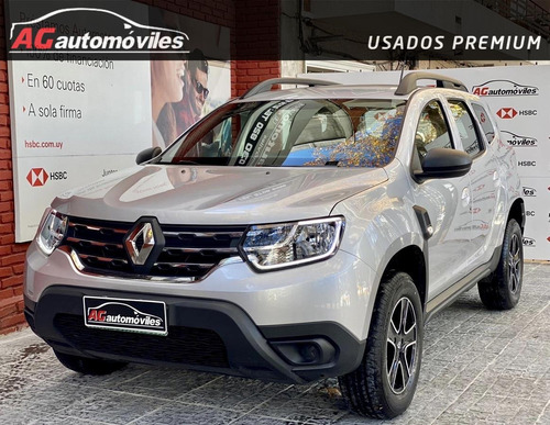 Renault Nueva Duster Zen Sce Manual 2021 Inmaculado!