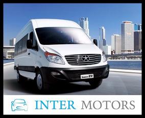 Jac Sunray 15 Pasajeros 2.8 Diesel Inter Motors