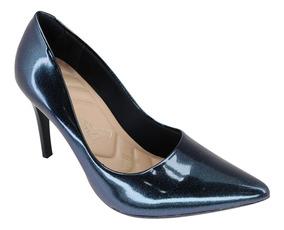 Sapato Feminino Scarpin Salto Médio Bico Fino Firezzi 197624