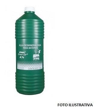 Solucao De Acido Para Bateria 1 Litro - Uso Geral