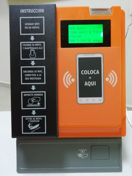 Maquina Expendedora Wifi Vending 4g