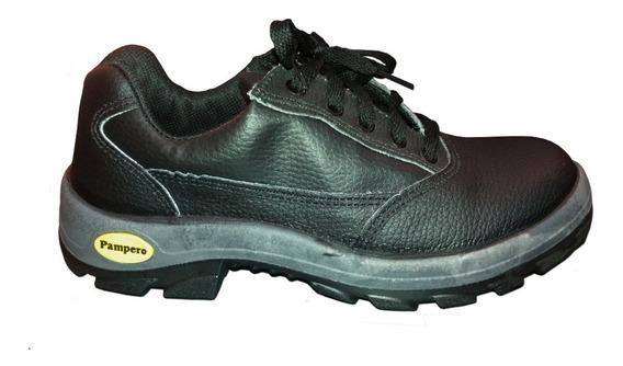 Zapato Print Puntera Metálica