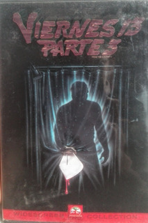 Viernes 13 Parte 3 (friday The 13th Part 3) Dvd
