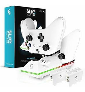 S Sliq Gaming Xbox One X Estación De Carga