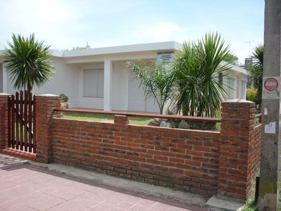 Casas 2 A 5 Pers, Centro A 4 Y 6 De Playa, P/dia,quinc O Mes