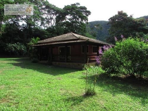 Casa Com 3 Dormitórios À Venda Por R$ 1.250.000,00 - Secretário - Petrópolis/rj - Ca0335