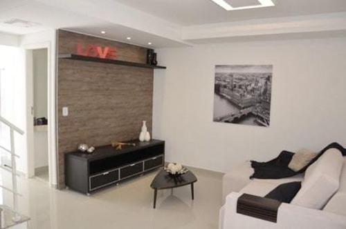 Sobrado Condomínio Fechado,3 Suítes,170m², Mooca, São Paulo