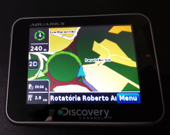 Gps Discovery Chanel 4.3