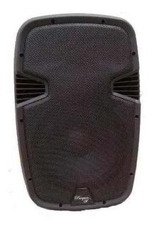 Bafle Liviano Parquer 12 Potenciado Usb Bluetooth Cuota